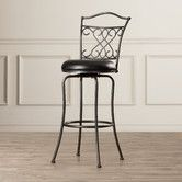 "Found it at Wayfair - Spencer 30"" Swivel Bar Stool with Cushion"