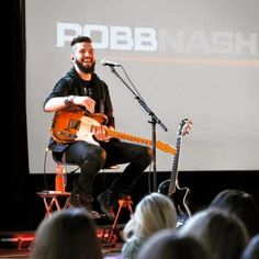 Robb Nash was suicidal after a terrible car accident.