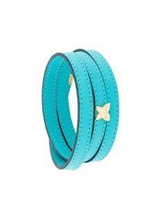 Fefè triple wrap bracelet
