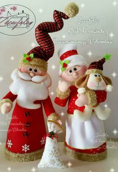 Decorations are an important portion of party planning, as they set the proper tone for the occasion. Decoration of the venue largely is dependent upo. Christmas Topper, Christmas Clay, Christmas Sewing, All Things Christmas, Winter Christmas, Vintage Christmas, Christmas Holidays, Christmas Ornaments, Natal Diy