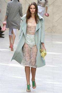 London Fashion Week September 2013 - Burberry Prorsum Spring/Summer 2014