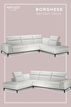 Formas macias e encosto de cabeça ajustáveis: o Borghese possui um design elegante que oferece a melhor experiência de conforto. Natuzzi Italia. United for harmony! #Natuzzi #NatuzziItalia #comfort #sofa #elegance #design #lifestyle #style #furniture