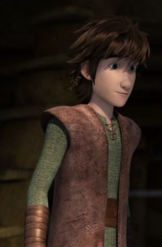 Is it wrong that I miss Hiccup in his old clothes?