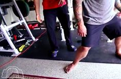 How to activate your glutes #weightlifting #crossfit