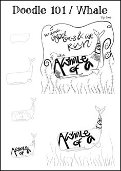 Doodle101:WHALE:SueCarroll