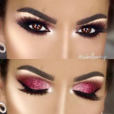 Hooded eyes are no longer a piece of work with our collection of ideas and steps. Create stunning eye makeup for any occasion and make your eyes pop. #makeup #makeuplover #makeupjunkie #hoodedeyes #hoodedeyemakeup #eyemakeup