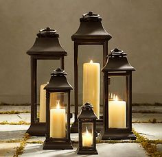 DIY by Design: Decorating with Lanterns