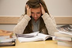 Education Week: How to get stress out and not stress out