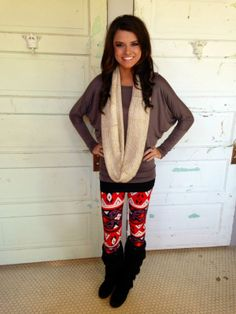 ♥ so comfy cute for the holidays