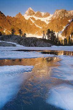 Lake Ann, Washington; photo by Trevor Anderson