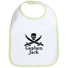 Captain Jack Bib