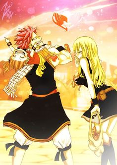 Nalu and their daughter <3