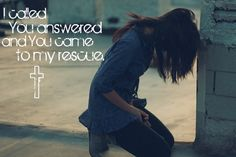 To my rescue