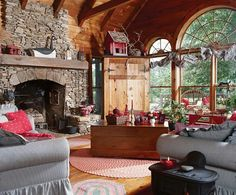 Cabin~