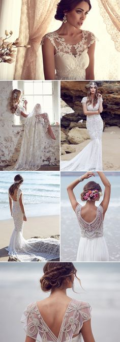 Top 10 Australian Wedding Dress Designers We Love!