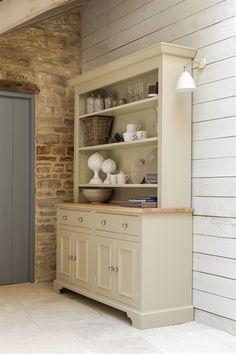 Neptune Chichester 5ft Open Dresser | Dining Furniture