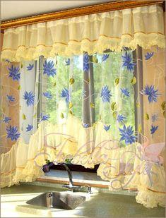 very beautiful kitchen curtains: 19 thousand images- очень красивые кухонные шторы: 19 тыс изобра… very beautiful kitchen curtains: 19 thousand images found in Yandex. Home Curtains, Kitchen Curtains, Elegant Curtains, Trendy Bathroom, Window Decor, Drapes Curtains, Home Decor, Curtains, Curtain Decor