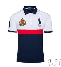 Camisa Polo, Casual Attire, Polo T Shirts, New Fashion, Tommy Hilfiger, Polo Ralph Lauren, Embroidery, My Style, Sweaters