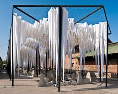 tomás saraceno: cloud city on the met roof