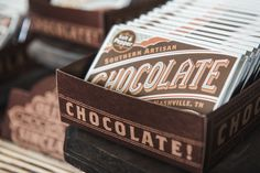 11 budget friendly dates in Nashville | pictured: Olive & Sinclair chocolate factory tour