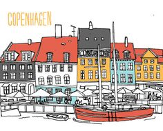 Design Sponge| City Guides: Copenhagen