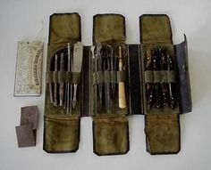 Civil War tool kit