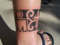 Image result for ironman mdot tattoo