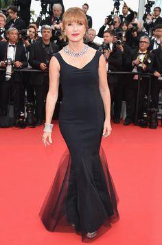 Pin for Later: Retour Sur les Meilleurs Looks du Festival de Cannes 2015 Jour 2 Jane Seymour