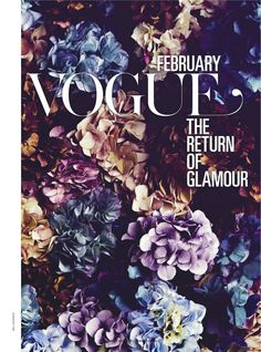Vogue Australia February 2013