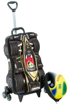 Irv's Luggage Max Toy Roller Bags with Craft Supplies Giveaway