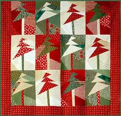 Free Christmas Quilt Patterns - Bing images