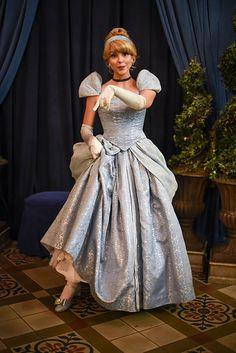 Princess Cinderella | by EverythingDisney Walt Disney, Disney Live, Cute Disney, Disney Magic, Disney Parks, Disney Princess Dresses, Princess Rapunzel, Cinderella Dresses, Real Princess