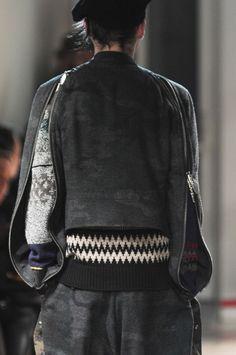 Yohji Yamamoto F/W 2014 Menswear Paris Fashion...