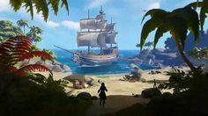 Sea of Thieves mostra 20 minutos de sua jogabilidade na Gamescom 2016.