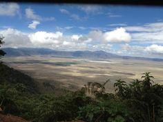 Ngorongoro Crater, Tanzania. Travel with us! http://www.cheesemans.com/africa_tk_feb15.html