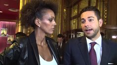 Heroes Reborn - Zachary Levi and Judith Shekoni TIFF interview