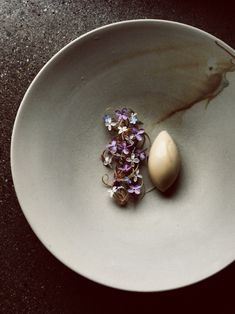 Maaemo Restaurant, Oslo - Food Plating