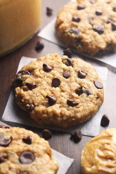 Chocolate Chip Peanut Butter Oatmeal Cookies (via Bloglovin.com )