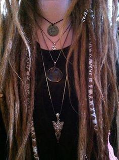jewelry lord of the rings hippie boho Personal bohemian dreads dreadlocks om dreadgirl