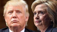 Clinton vs Trump : le comparatif que tout le monde devrait voir !