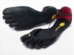 Vibram FiveFingers Womens ViS Barefoot Shoes Black 42 and Premium Toesock Bundle * Be sure to check out this awesome product. Yoga Shoes, Running Shoes, Luna Sandals, Vibram Fivefingers, Sports Nautiques, Barefoot Shoes, Thing 1, Minimalist Shoes, Shoes Heels Pumps