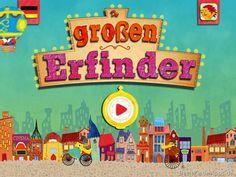 Die großen Erfinder Erfindungen App für Kinder iPad iPhone (8)