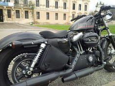 HarleyDavidson Sportster forty-eight