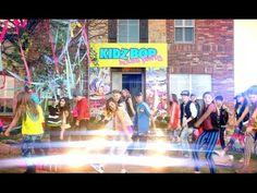 KIDZ BOP Kids - Uptown Funk (Official Music Video) [KIDZ BOP 28] - YouTube