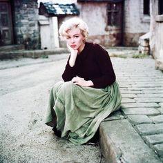 My favorite photo of Marilyn.