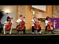 Twinkle Award Cello, Suzuki Graduation
