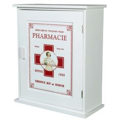 French Country Style 'Pharmacie' / Bathroom Cabinet.