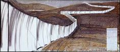 Image result for christo and jeanne-claude trees