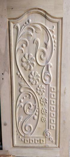 Single Door Design, Front Door Design Wood, Door Gate Design, Room Door Design, Wooden Door Design, Modern Wooden Doors, Wooden Front Doors, Narrow House Designs, Small House Design