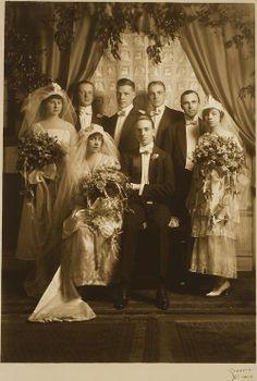 <3 Vintage Weddings [1910 Wedding]